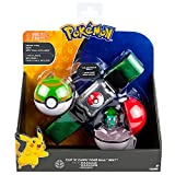 Pokémon T18206B- Clip 'n' llevar Poke...
