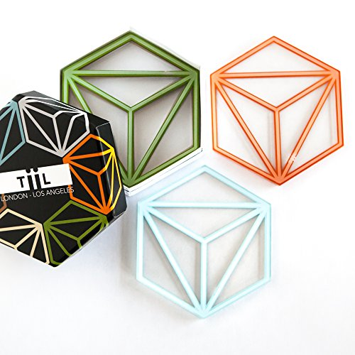 hexa-drink-coasters-by-tiil-set-of-6-plus-gift-box-prism