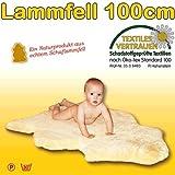 Heitmann Babyfell Lammfell 90-100 cm geschoren 912