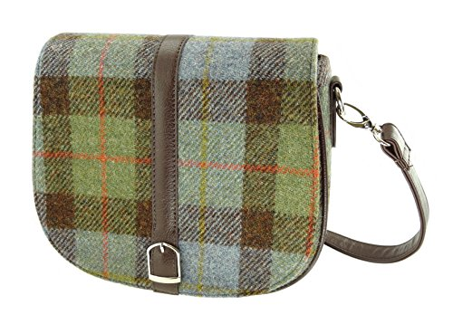 Harris Tweed Authentic LB1000 spalla da donna COL15