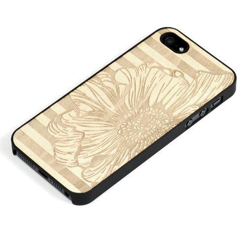 Neu: iPhone 5/5S Fall-100% Echtholz Luxus Schutzhülle für Ihr Apple Handy-at & T, Verizon, Sprint, freigeschaltete-Made in America-Qualität Garantiert-Peony Ahorn Industrie-handy-fall