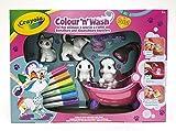 Best Crayola Jouets pour animaux - Crayola Colour'N'Wash-Mes Petits Animaux à colorier à l'infini-Gros Review