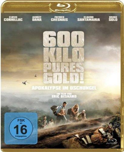 600 Kilo pures Gold! [Blu-ray]