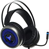 [Newest 2019] Gaming Headset for Xbox One S,X, PS3 PS4, PC with LED