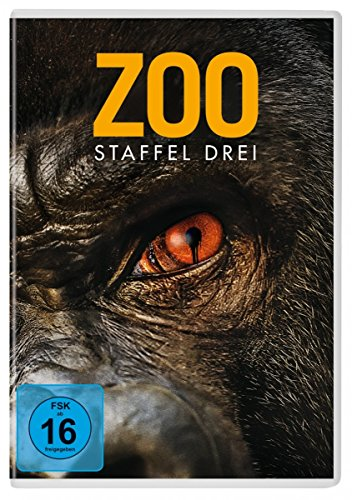 Zoo - Staffel Drei [4 DVDs]