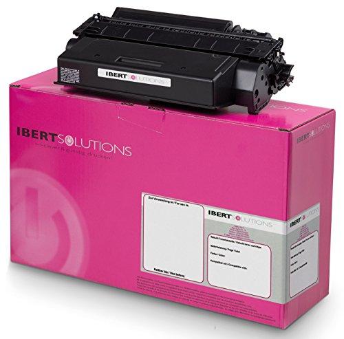 Preisvergleich Produktbild IBERTSOLUTIONS-Lexmark MX711/MX810, Made in Germany, Toner kompatibel schwarz 45.000 Seiten, zu verwenden wie 60F2X00