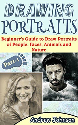 Portrait drawing instruction.