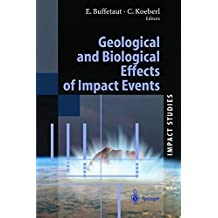 Geological and Biological Effects of Impact Events (Impact Studies)