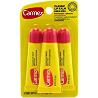 Carmex Lip Balm Tube (3-Pack) by BeautyCenter