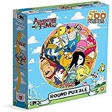 Adventure Time - Juego de miniatura Hora De Aventuras, para 1 o más jugadores (22620) (versión en inglés)