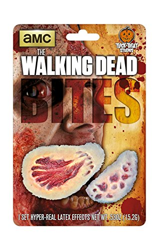 The Walking Dead Zombie Bisswunden Applikation