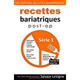 Recettes Bariatriques Post-Op - Série 1