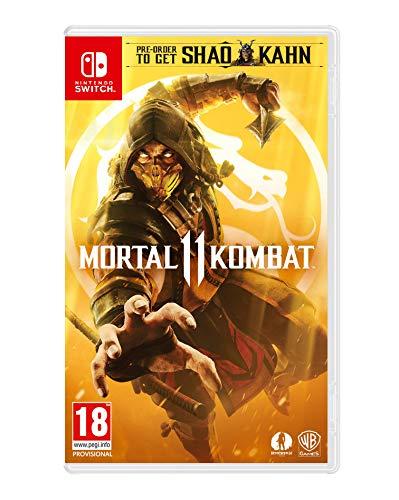 Mortal Kombat 11 - Nintendo Switch [Edizione: Regno Unito]