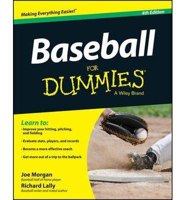 [(Baseball For Dummies)] [ By (author) Joe Morgan, By (author) Richard Lally ] [April, 2014] par Joe Morgan