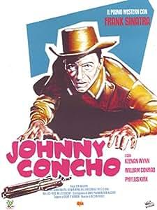 Johnny Concho [Import italien]