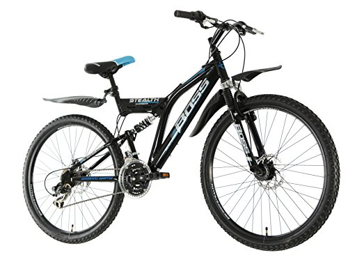 51Y0iQ6Hk0L - Boss Stealth G18.5 Mens' Bike