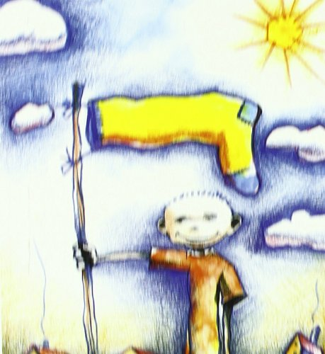 O calcetín amarelo (O Parrulo)