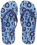 O'Neill Jungen FB Profile Pattern Flip Flops Zehentrenner, Blau (5900 Blue AOP), 36 EU