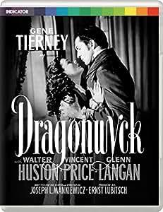 Dragonwyck (Limited Edition) [Blu-ray] [2019]