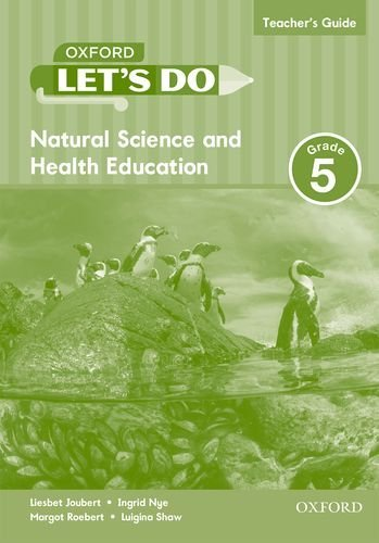 Let's do Natural Science and Health (Namibia): Grade 5: Teacher's Guide (Health Sciences Curriculum)