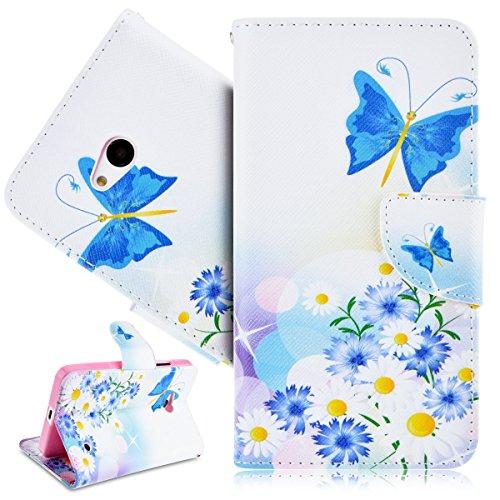 SmartLegend Moda Portafoglio in pelle per Nokia Lumia 640 Caso
