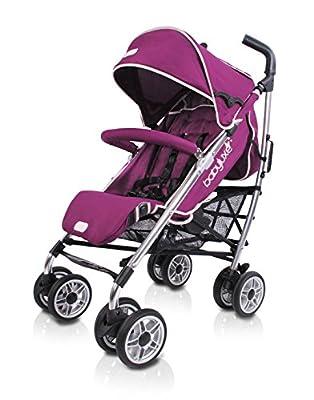 Baby Luxe 3022000200001 - Silla de paseo, chasis brillo, base morada
