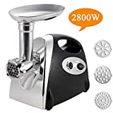 Best Meat Grinders - Electric Meat Grinder Mincer, Xixiw Sausage Maker Stainless Review