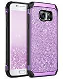 BENTOBEN Coque Samsung S7, Coque Galaxy S7, Etui Housse de Protection Antichoc Brillante Glitter...