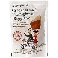 The Fine Cheese Co - Cracker con Parmigiano Reggiano, 45 g
