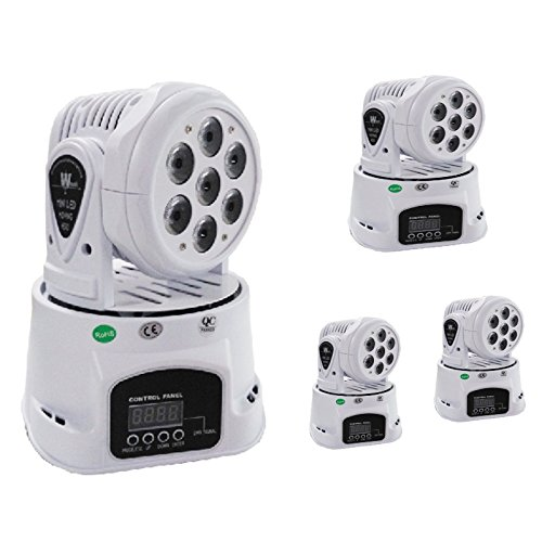 gbar-4pcs-7x10w-white-rgbw-4in1-led-mini-moving-head-light-stage-party-effect-light-fedex-shipping
