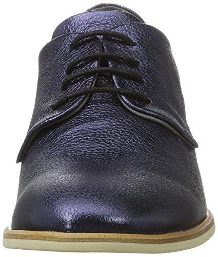 Lilimill Serise, Derby Chaussures  femme Blau (POSEIDONE)