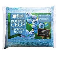 Elixir Gardens® Bumper Crop   Blueberry Special Fertiliser - NPK 12-10-11 + 4 (1kg Polythene Bag)
