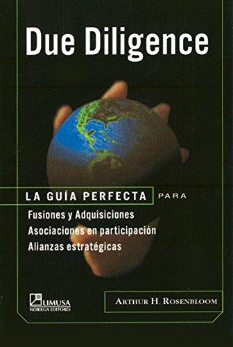 ebook en español sobre Due diligence