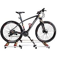 Wenjack Instalación fácil en Interiores Entrenador de Bicicletas MTB Road Bicycle Exercise Station Entrenador de Bicicletas