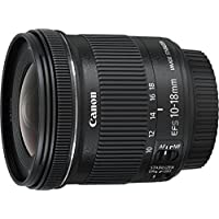 Canon LENS EF-S10-18MM F4.5-5.6 IS STM LENS EF-S10-18MM F4.5-5.6 IS STM