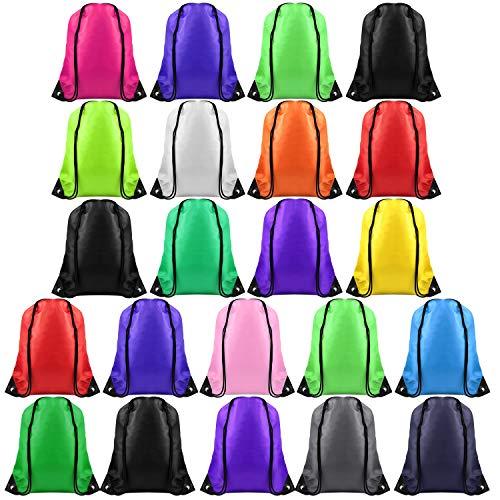ksack Taschen Tote Sack Cinch Bag String Rucksack für Gym Reisen (16Colors) ()