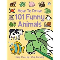 How to Draw 101 Funny Animals