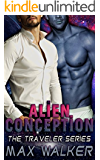 Alien Conception (The Traveler Series)