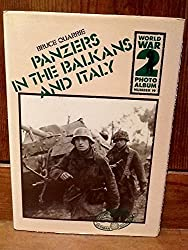 World War II Photo Album 19 Panzers in the Balkans and Italy