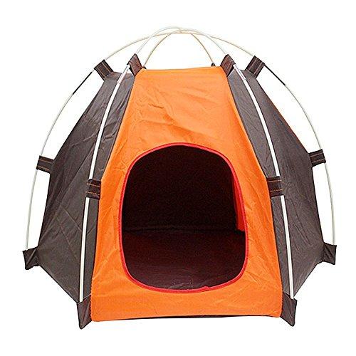 Naledi pet tenda pieghevole portatile anti-ultravioletti antipioggia impermeabile durevole cani gatti letto house impermeabile per estate indoor outdoor travel camping