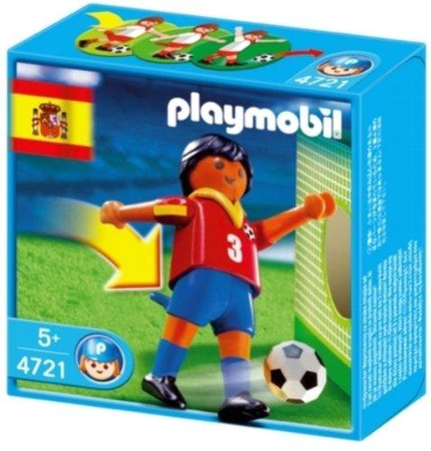 Playmobil 626688 - Fútbol - Futbolista España