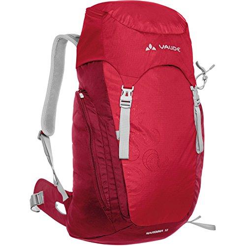 VAUDE Maremma 32 - Macuto de senderismo color red, talla 32L