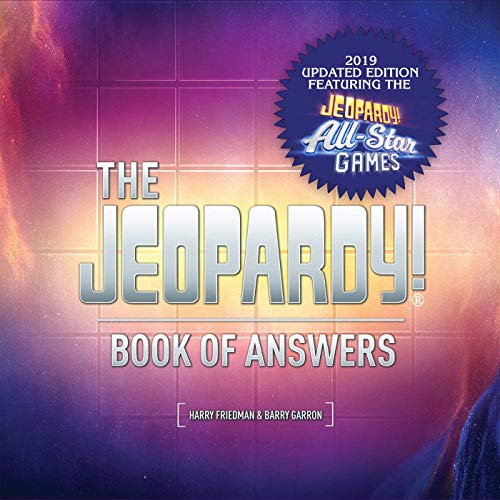 The Jeopardy! Book of Answers: 35th Anniversary (English Edition)