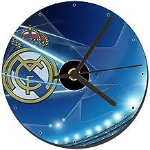 Real Madrid C.F. A Reloj CD Clock 12cm