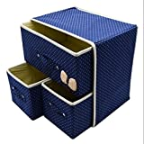 Krevia Brand New 1 Pcs Folding 3 Drawer ...