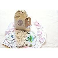 Yoguicards 2ª Edición. Juego Yoga Infantil. Asanas, Juegos, Respiraciones y Relajaciones. Mindfulness niños.