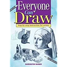 Everyone Can Draw by Barrington Barber (2014-10-01)