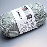 Schachenmayr Catania, 172 silber-grau, 50g Knäuel, 100% Baumwolle, stricken