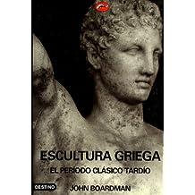 Escultura griega. El período clásico tardío