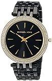 Michael Kors Best Deals - Michael Kors End-of-season Analog Black Dial Women's Watch - MK3322